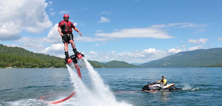 Flyboard Tours